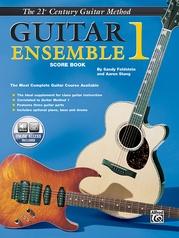 Belwin's 21st Century Guitar Ensemble 1