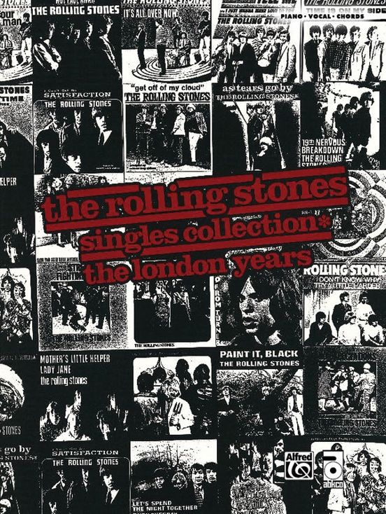 The Rolling Stones: Singles Collection* The London Years: Piano ...