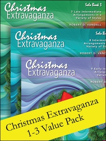 Christmas Extravaganza 1-3 (Value Pack)
