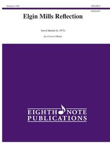 Elgin Mills Reflection