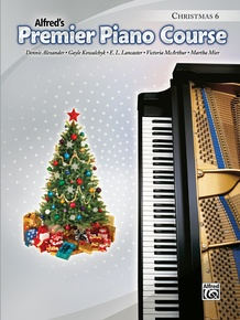 Premier Piano Course, Christmas 6