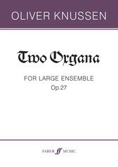 Two Organa, Opus 27