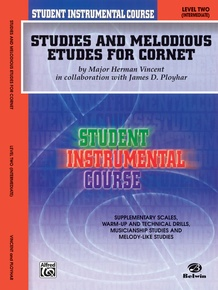Student Instrumental Course: Studies and Melodious Etudes for Cornet, Level II