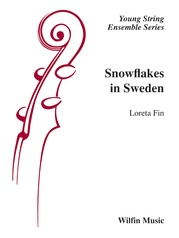 Snowflakes in Sweden