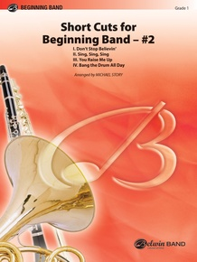Short Cuts for Beginning Band -- #2