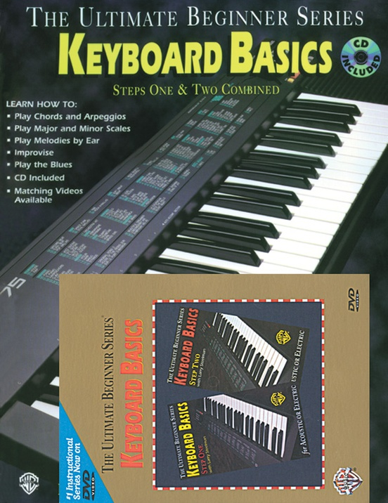 Ultimate Beginner Series Mega Pak: Keyboard Basics