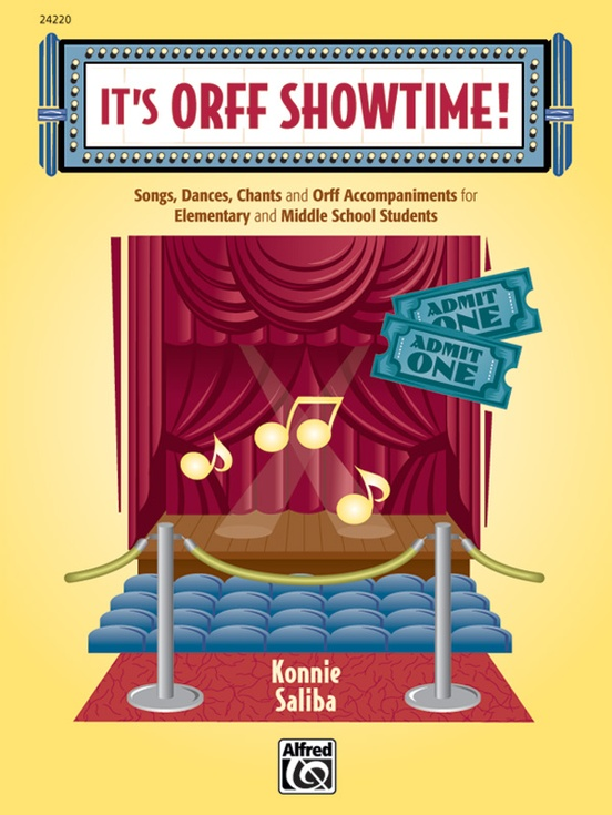 It's Orff Showtime!