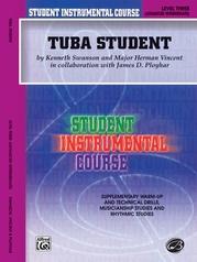 Student Instrumental Course: Tuba Student, Level III