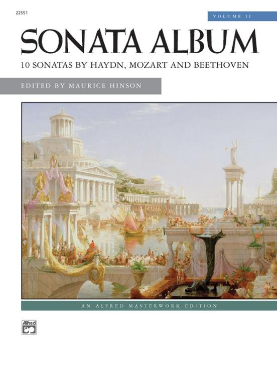 Sonata Album, Volume 2