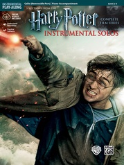 Harry Potter™ Instrumental Solos for Strings