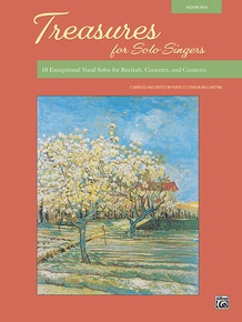 Treasures for Solo Singers