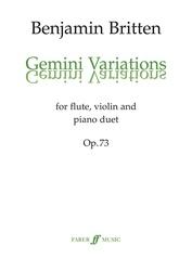 Gemini Variations, Opus 73