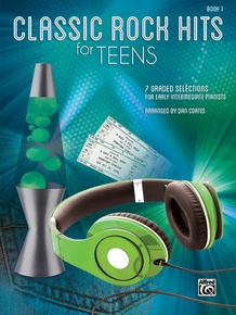 Classic Rock Hits for Teens, Book 1