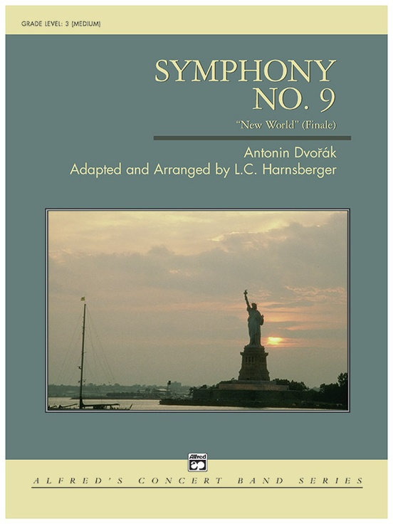 """Symphony No. 9 """"New World"""", Finale"""
