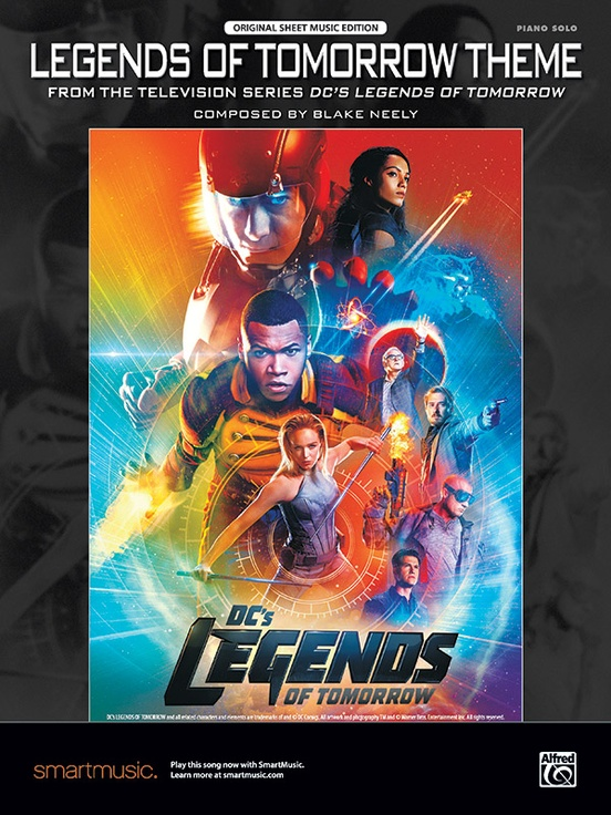 Legends of Tomorrow Theme