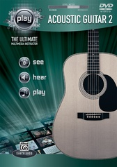 Alfred's PLAY: Acoustic Guitar 2