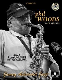 Jamey Aebersold Jazz, Volume 121: Phil Woods