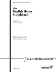 An English Hymn Sketchbook