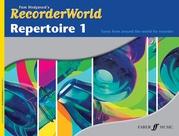 RecorderWorld Repertoire Book 1