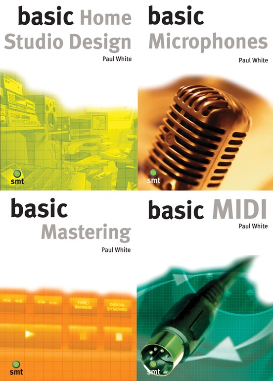 Basics 4-Pack: Studio Recording Basics B