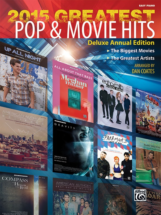 2015 Greatest Pop & Movie Hits