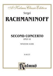 Piano Concerto No. 2, Opus 18