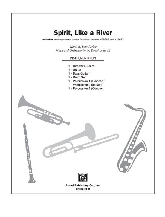 Spirit, Like a River