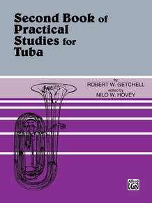 Practical Studies for Tuba, Book II