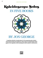 Kaleidoscope Solos, Book 2