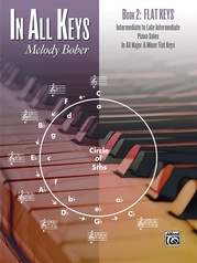 In All Keys, Book 2: Flat Keys