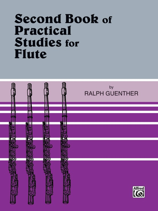 Practical Studies for Flute, Book II
