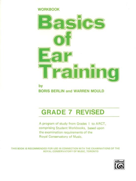 Basics of Ear Training, Grade 7