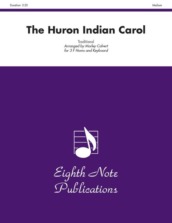 The Huron Indian Carol