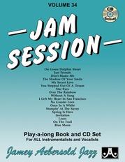 Jamey Aebersold Jazz, Volume 34: Jam Session