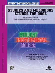 Student Instrumental Course: Studies and Melodious Etudes for Oboe, Level III