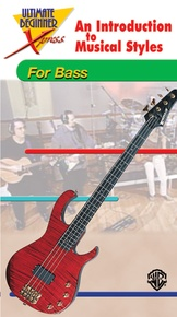 Ultimate Beginner Xpress™: An Introduction to Musical Styles for Bass