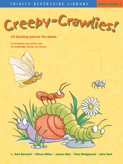 Creepy-Crawlies!