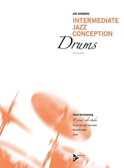 Intermediate Jazz Conception: Drums
