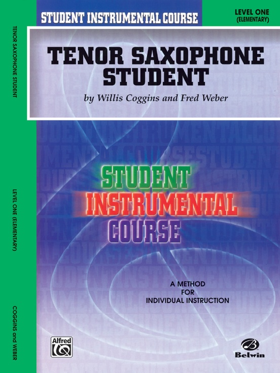 Student Instrumental Course: Tenor Saxophone Student, Level I