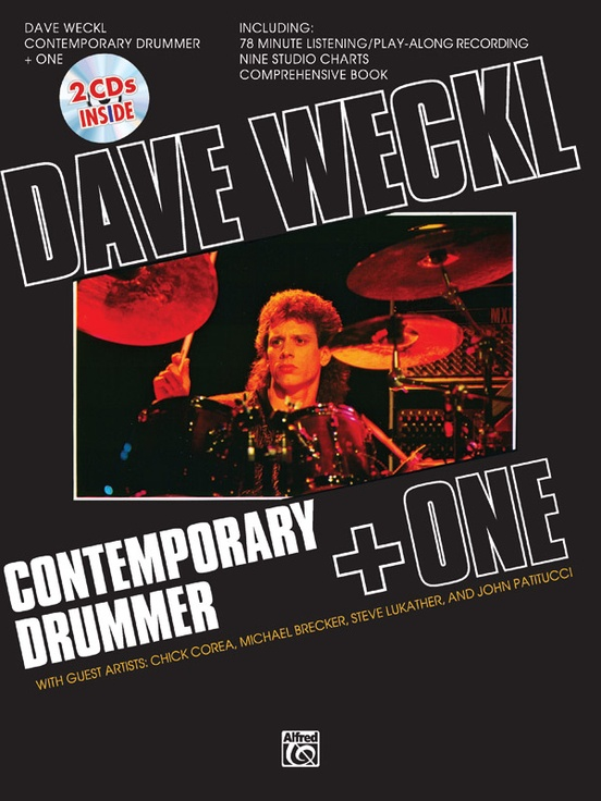 Dave Weckl: Contemporary Drummer + One