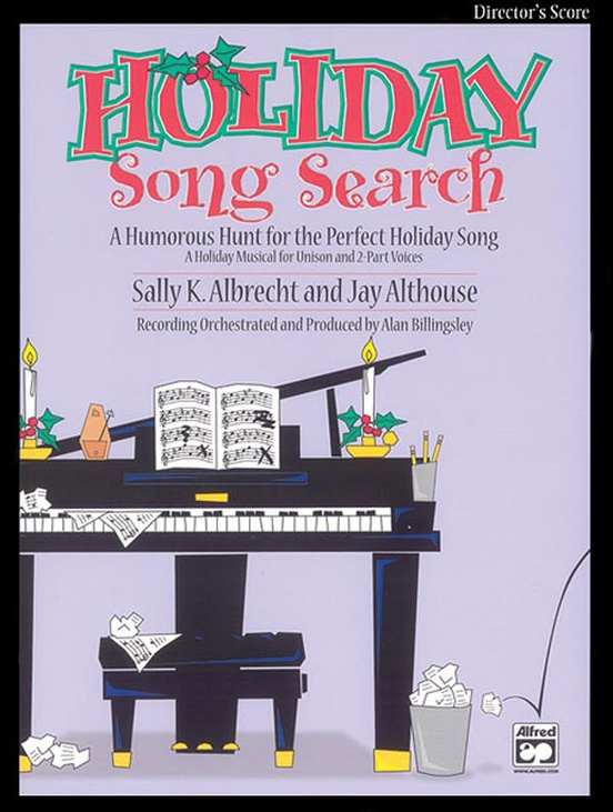 Holiday Song Search