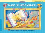 Music for Little Mozarts: Music Workbook 3