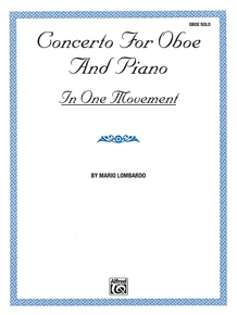 Concerto for Oboe and Piano