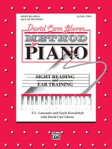 David Carr Glover Method for Piano: Sight Reading and Ear Training, Level 2