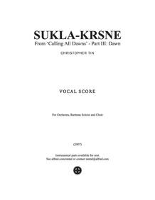 Sukla-Krsne