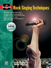 Basix®: Rock Singing Techniques