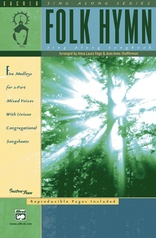 Folk Hymn Sing-Along Songbook