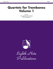 Quartets for Trombones, Volume 1