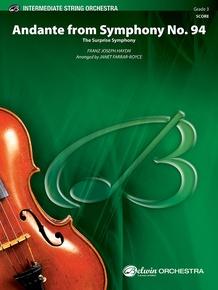 Andante from <i>Symphony No. 94</i>