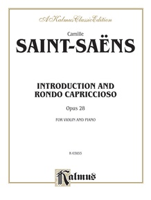 Introduction and Rondo Capriccioso, Opus 28